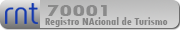 Registro nacional de turismo.